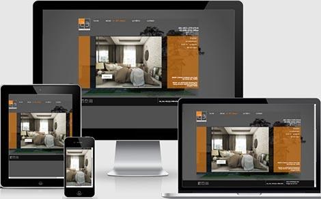 ทำเว็บไซต์ ออกแบบและตกแต่งภายใน