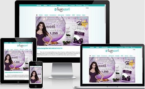 ทำเว็บไซต์ผลิตภัณฑ์อาหารเสริมอาซาอิเบอร์รี่,สร้างเว็บไซต์ขายสินค้าออนไลน์