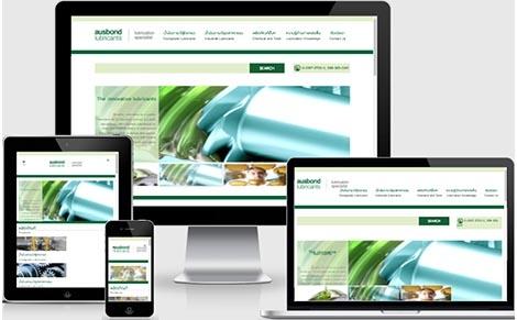 ทำเว็บไซต์จำหน่ายผลิตภัณฑ์น้ำมันจาระบีอุตสาหกรรม