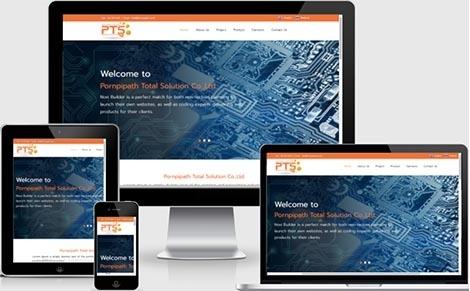 รับออกแบบเว็บไซต์ติดตั้งระบบไฟฟ้าอิเล็คทรอนิกส์
