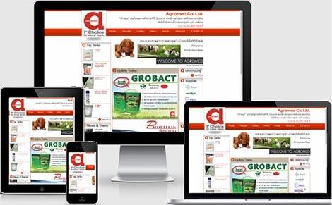 ออกแบบเว็บไซต์อาหารสัตว์,เวชภัณฑ์สัตว์