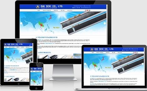 ทำเว็บไซต์ผลิตหวีอุสหกรรม,เว็บไซต์รองรับระบบ3ภาษา