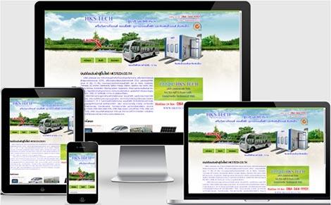 บริการรับจ้างออกแบบเว็บไซต์เครื่องวิเคราะห์รถยนต์ไฟฟ้า